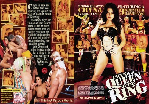 Чайна - Королева ринга / Chyna is Queen of the ring (2012) DVDRip