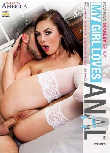 My Girl Loves Anal 5 / ��� ������� ����� ���� 5 [2016]