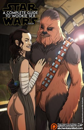 Star Wars A Complete Guide to Wookie Sex I